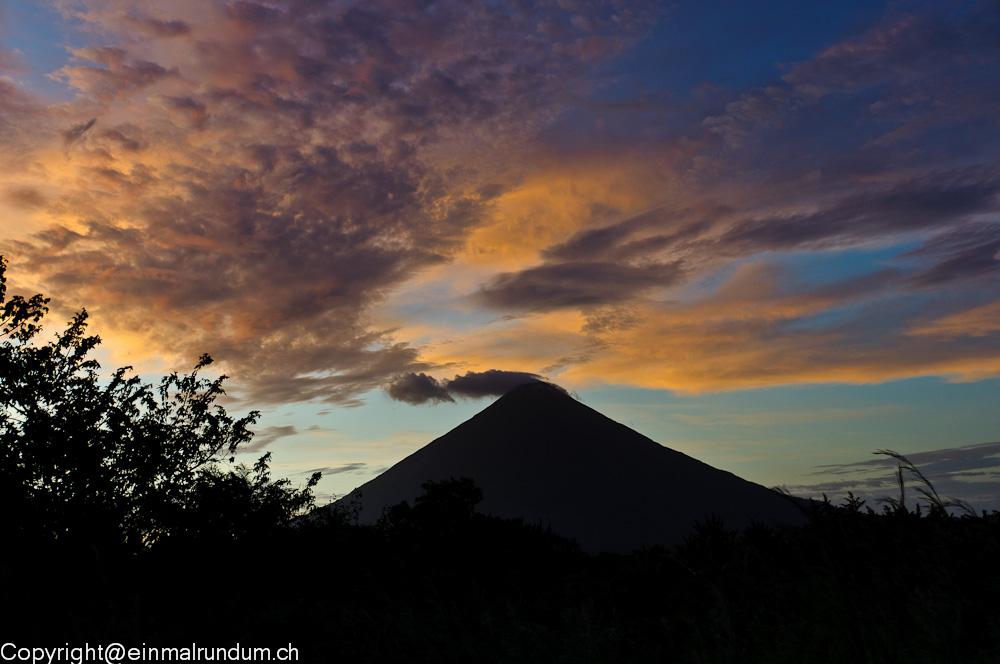 ZWISCHENSTOPP IN NICARAGUA