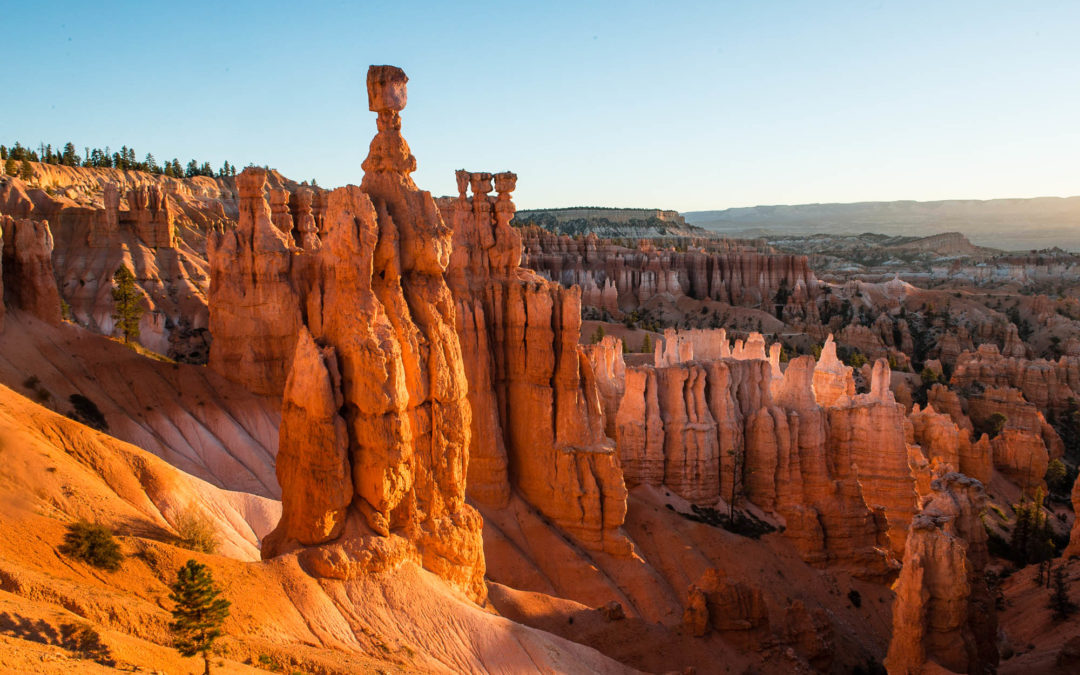 CANYONS AND HOODOOS